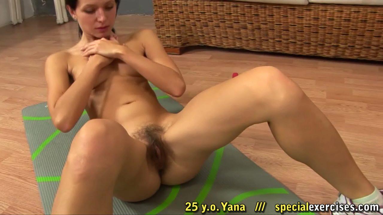 Yana naked