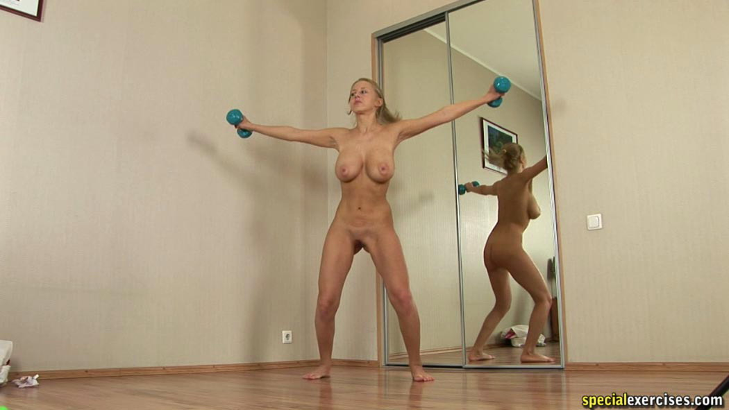 Other naked exercise clip Journal