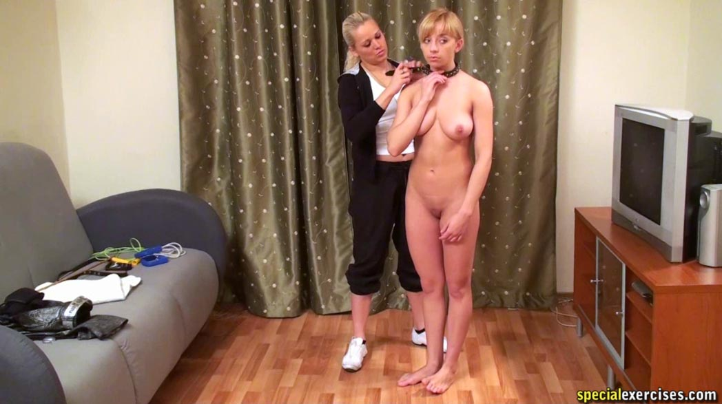 Sex slaves nude