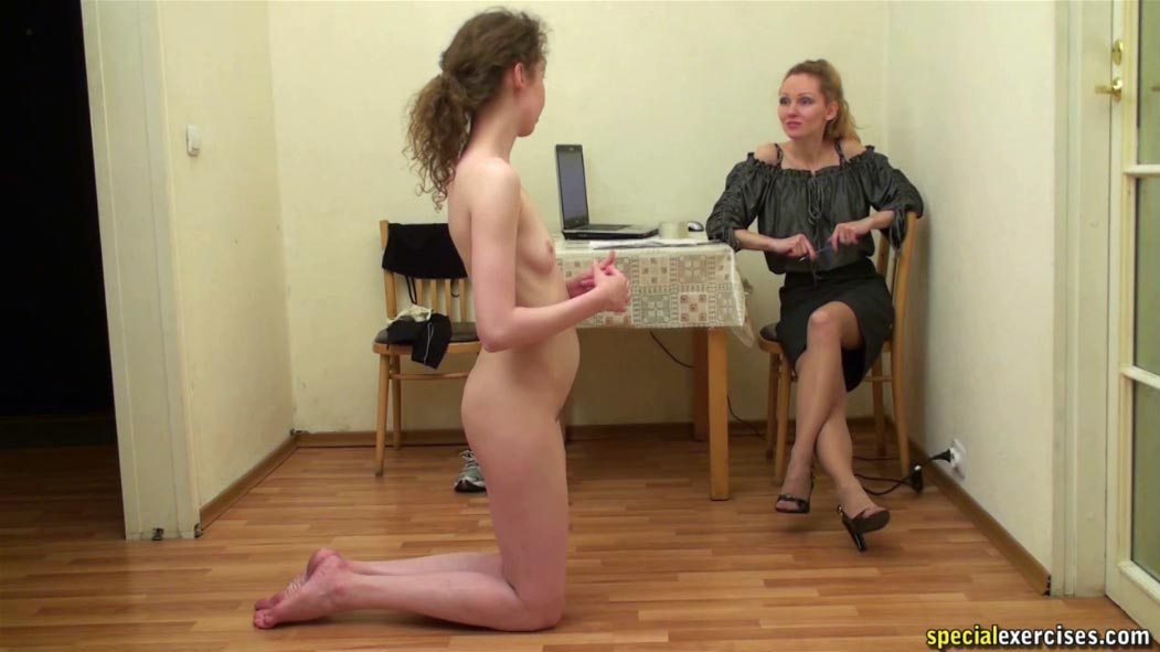 submissive training video