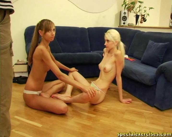 Rough Lesbian Sex Slave